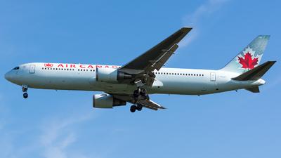 C-FCAF - Boeing 767-375(ER) - Air Canada