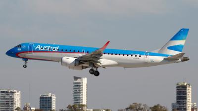 LV-CIG - Embraer 190-100IGW - Aerolíneas Argentinas
