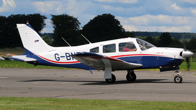 G-BNEE - Piper PA-28R-201 Arrow III - Private
