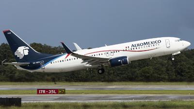 XA-ADU - Boeing 737-852 - Aeromexico