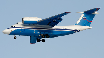 RF-72010 - Antonov An-72 - Russia - Federal Security Service
