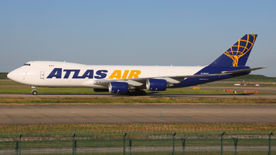 N856GT - Boeing 747-87UF - Atlas Air
