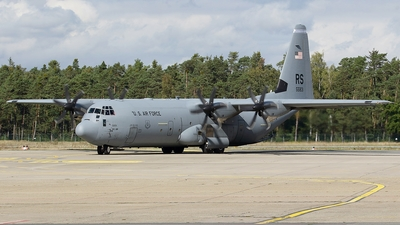 15-5831 - Lockheed Martin C-130J-30 Hercules - United States - US Air Force (USAF)