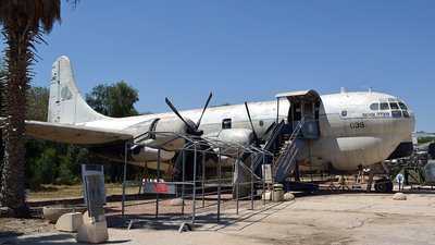 039 - Boeing C-97G Stratofreighter - Israel - Air Force