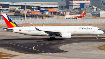 A picture of RPC3504 - Airbus A350941 - Philippine Airlines - © Tommy.L