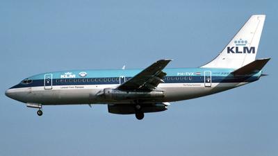 PH-TVX - Boeing 737-2T5(Adv) - KLM Royal Dutch Airlines