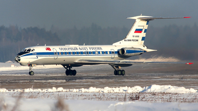 RF-66000 - Tupolev Tu-134AK - Russia - Air Force