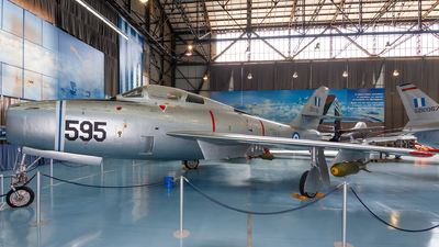 26595 - Republic F-84F Thunderstreak - Greece - Air Force