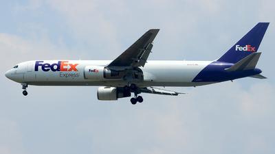 A picture of N121FE - Boeing 7673S2F(ER) - FedEx - © rachmatdp