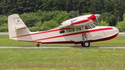N414U - Grumman G-44 Widgeon - Private