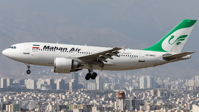 A picture of EPMNO - Airbus A310304 - Mahan Air - © Mohamadreza Zeinloo