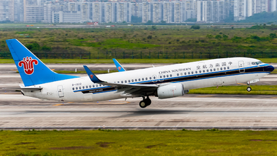 B-1922 - Boeing 737-86N - China Southern Airlines
