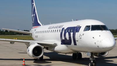 SP-LDF - Embraer 170-100STD - LOT Polish Airlines