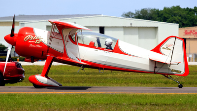 N413KC - Pitts 12S - Private