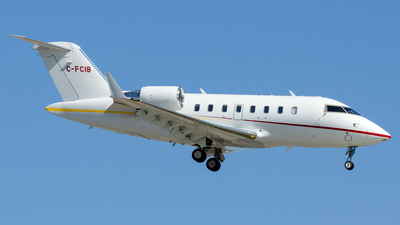 C-FCIB - Bombardier CL-600-2B16 Challenger 604 - Skyservice Business Aviation