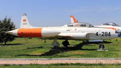 51-4284 - Lockheed T-33A Shooting Star - Turkey - Air Force