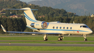 N877A - Gulfstream G-IV(SP) - Private