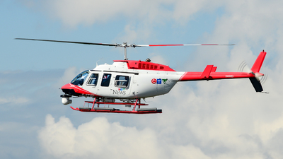 A picture of CFTHU - Bell 206L4 LongRanger IV - [52176] - © Chung Kwok