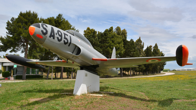 MM54-2951 - Lockheed T-33A Shooting Star - Italy - Air Force