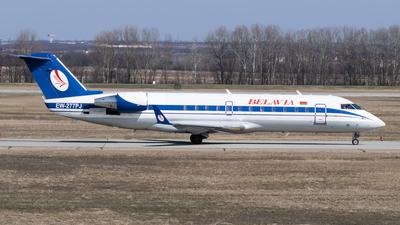 EW-277PJ - Bombardier CRJ-200LR - Belavia Belarusian Airlines