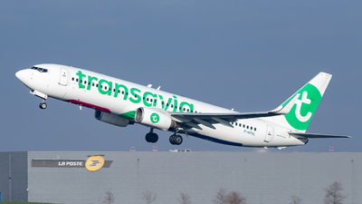 A picture of FHTVL - Boeing 73784P - Transavia - © Willem GRANNAVEL