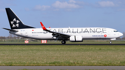 TC-JFI - Boeing 737-8F2 - Turkish Airlines
