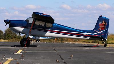 A picture of N7448M - Cessna 175 Skylark - [55748] - © Roger M