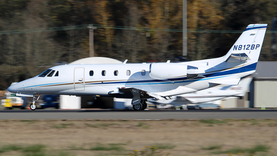 N812BP - Cessna 560XL Citation Excel - Private