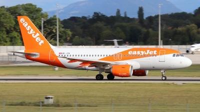 HB-JYN - Airbus A319-111 - easyJet Switzerland