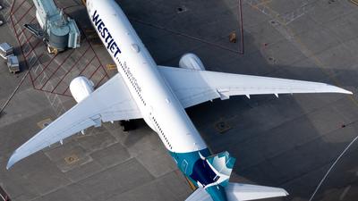 A picture of CGUDO - Boeing 7879 Dreamliner - WestJet - © Derek MacPherson