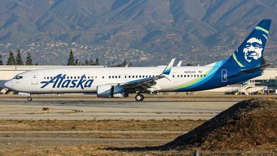 A picture of N292AK - Boeing 737990(ER) - Alaska Airlines - © KenKen Huang