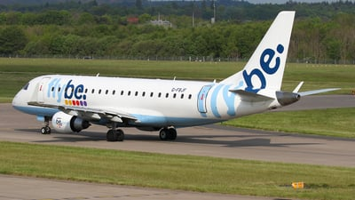 G-FBJF - Embraer 170-200STD - Flybe