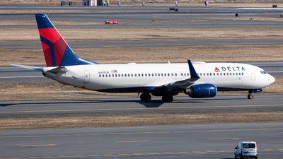 A picture of N395DN - Boeing 737832 - Delta Air Lines - © OCFLT_OMGcat