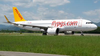 A picture of TCNBI - Airbus A320251N - Pegasus Airlines - © Fabio Pozzessere