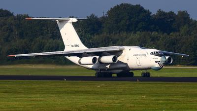RA-76842 - Ilyushin IL-76TD - Aviacon Zitotrans