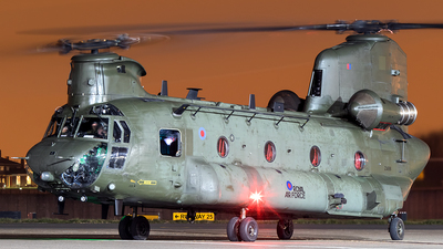 ZA681 - Boeing Chinook HC.2 - United Kingdom - Royal Air Force (RAF)