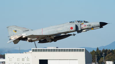 17-8439 - McDonnell Douglas F-4EJ Kai - Japan - Air Self Defence Force (JASDF)