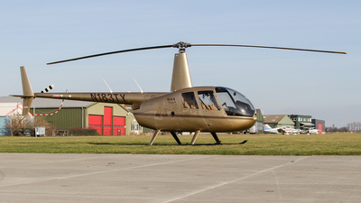 N183TY - Robinson R44 Raven II - Private