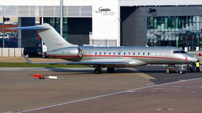 A picture of 9HVJQ - Bombardier Global 6000 - VistaJet - © jakew04