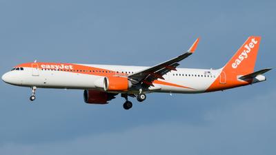 OE-ISC - Airbus A321-251NX - easyJet Europe
