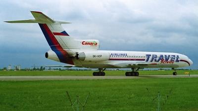 OK-VCP - Tupolev Tu-154M - Travel Service
