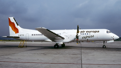 G-BTTO - British Aerospace ATP - Air Europa Express