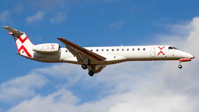 N244JX  - Embraer ERJ-145LR - JetSuiteX