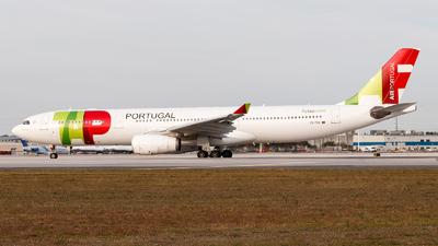 CS-TOU - Airbus A330-343 - TAP Air Portugal