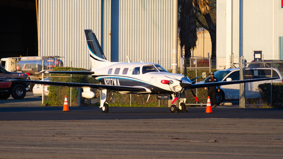 N207WA - Piper PA-46-500TP Malibu Meridian - Private