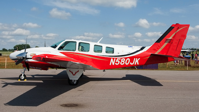 N580JK - Beechcraft 58 Baron - Private