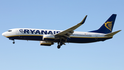 A picture of EIDLJ - Boeing 7378AS - Ryanair - © Pedro Costa
