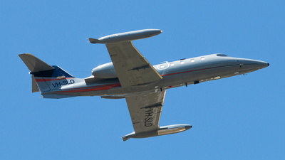 VH-SLD - Gates Learjet 35A - Air Affairs Australia
