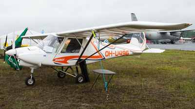 OH-U496 - Ikarus C-42 - Private