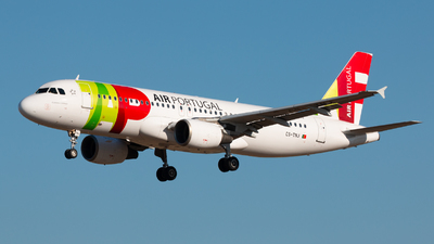 CS-TNJ - Airbus A320-214 - TAP Air Portugal